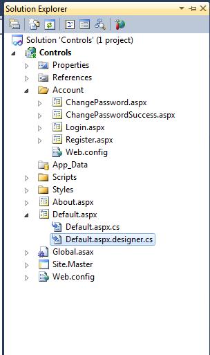 delete web page designer file